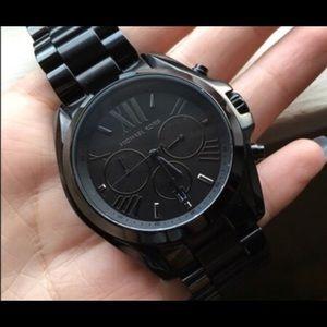 Michael Korda Women's Bradshaw Black Watch